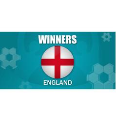 England is winner vector