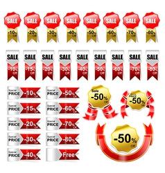 Sale Tag 002 vector