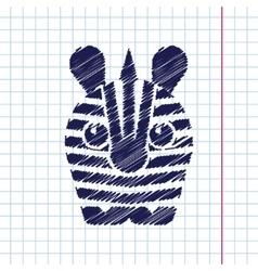 animal vector image
