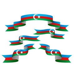 Azerbaijan insignia vector