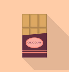 chocolate icon set of great flat icons with vector image