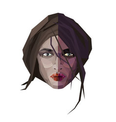 Femme fatale vector
