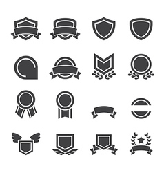 emblem icon vector image