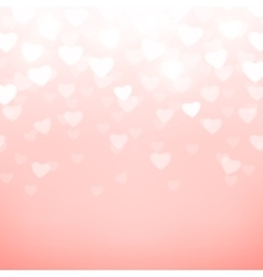 pink background with light vector image