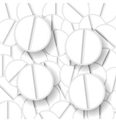 White Pills vector