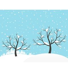 Winter2 vector