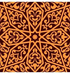 Islamic or Arabic seamless pattern vector image