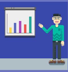 employee vector image