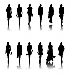 style vector image vector image