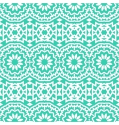 Ethnic bohemian pattern vector