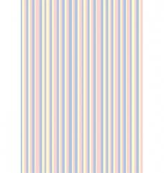 retro stripe pattern vector image vector image