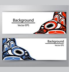 Native header invitation vector