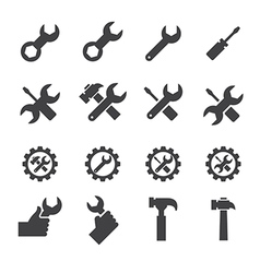 tool and repair icon vector image