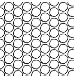 modern grunge white black dots pattern cool vector image