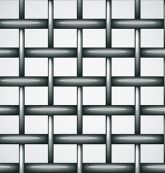 wire fence seamless background vector image