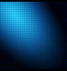 Abstract blue gradient and square texture vector