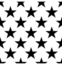 Stars seamless pattern big vector
