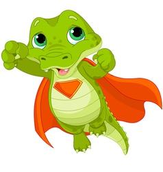 Super alligator vector