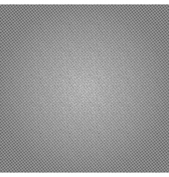 Abstract metallic grid gray background vector image