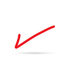 popular check list symbol right mark isolated vector image