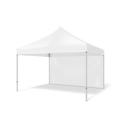 Folding tent vector