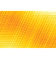 orange shining background vector image