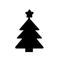 silhouette flat icon simple design symbol vector image