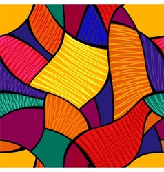 abstract seamless background vector image vector image