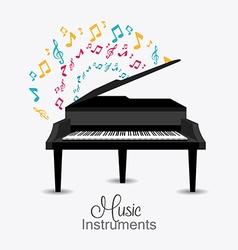 Music digital design vector image vector image