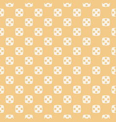 abstract seamless pattern simple rustic style vector image