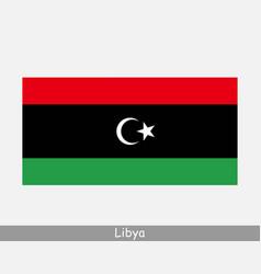 Libya libyan national country flag banner icon vector