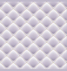 Soft gloss seamless quilted pattern eps 10 vector