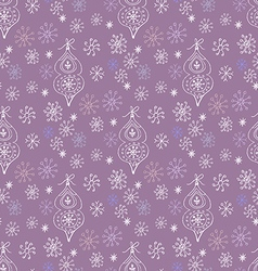Christmas pattern75 vector