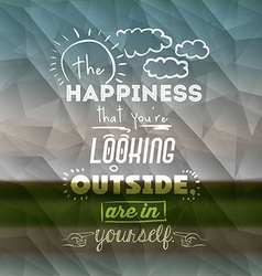 Encourage quotes design vector