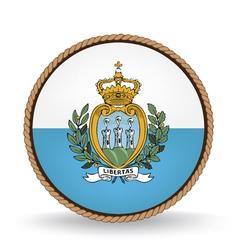 San Marino Seal vector
