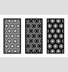 shade screen privacy fence template laser cut vector image