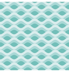 Vintage abstract waves background vector