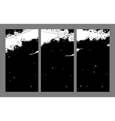 Watercolor design vector image vector image