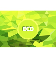 ECOpoly vector image