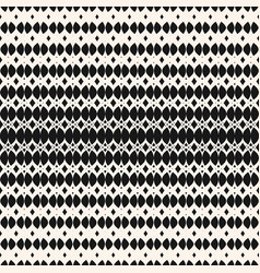 lace transition fancy halftone seamless pattern vector image