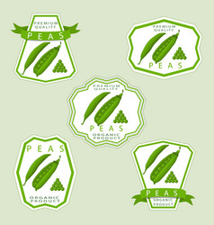 The peas vector