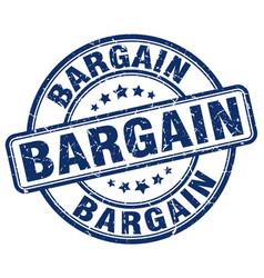 Bargain stamp vector