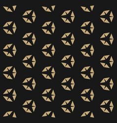 golden hipster luxury trippy funky premium pattern vector image