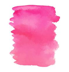 Pink wine watercolor gradient background vector