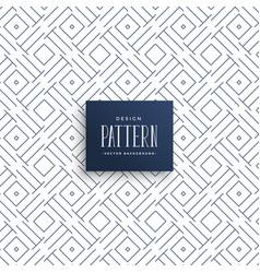 Subtle lines creative pattern background vector