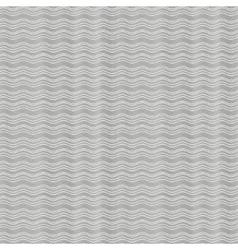 Seamless wavy vector image vector image