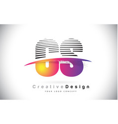 Cs c s letter logo design with creative lines and vector