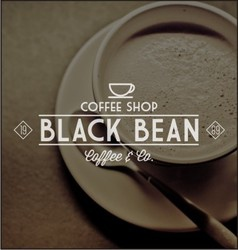 Vintage coffee logo 3 vector