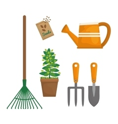 Gardening icon design vector