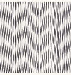 Seamless pattern hand drawn chevron stripe vector